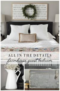 17 Best images about Farmhouse Guest Room Ideas on ...