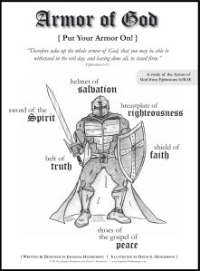 127 best Armor of God images on Pinterest