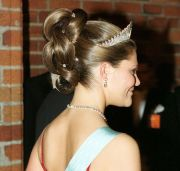 royal style tiara