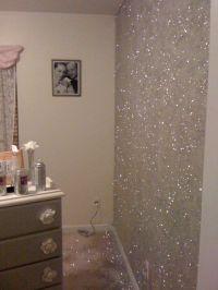 17 Best images about glitter paint walls on Pinterest ...