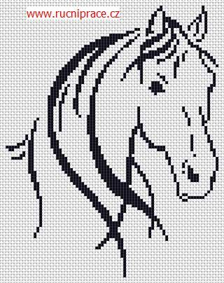 25+ best ideas about Cross stitch horse on Pinterest