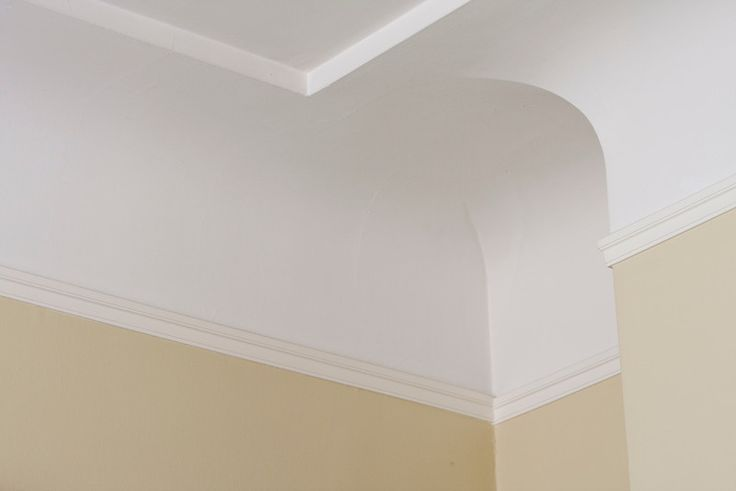 trim for coved ceiling