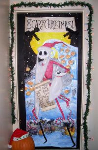 1000+ images about Tacky Christmas sweater/door ...