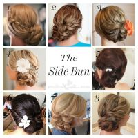 25+ best ideas about Wedding Side Buns on Pinterest ...