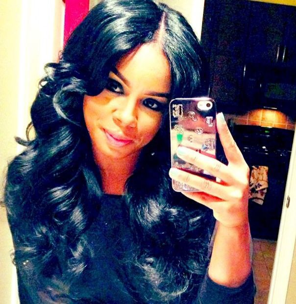 29 Best Images About Weave Hairstyles On Pinterest Remy Hair