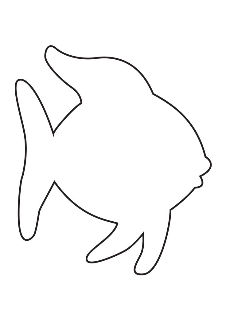 Best 25+ Fish template ideas on Pinterest