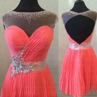 25+ best ideas about Coral prom dresses on Pinterest ...