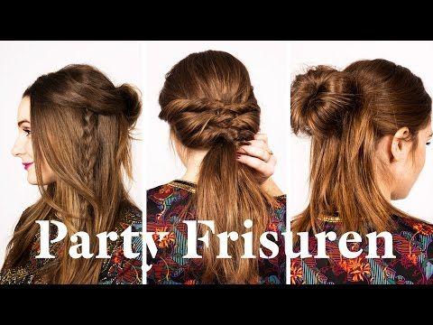 Die Besten 25 Partyfrisuren Ideen Auf Pinterest