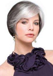grey hair color styles - google