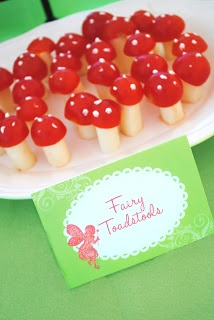 25 Best Ideas About Fairy Party Foods On Pinterest Fairy Tea