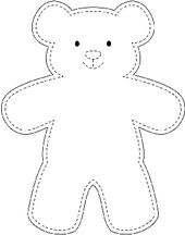 Best 25+ Teddy bear patterns ideas on Pinterest