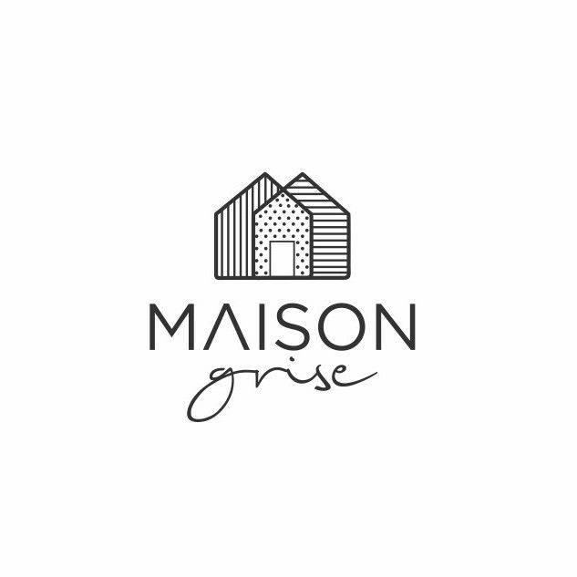 Create a classic and sophisticated house logo for Maison