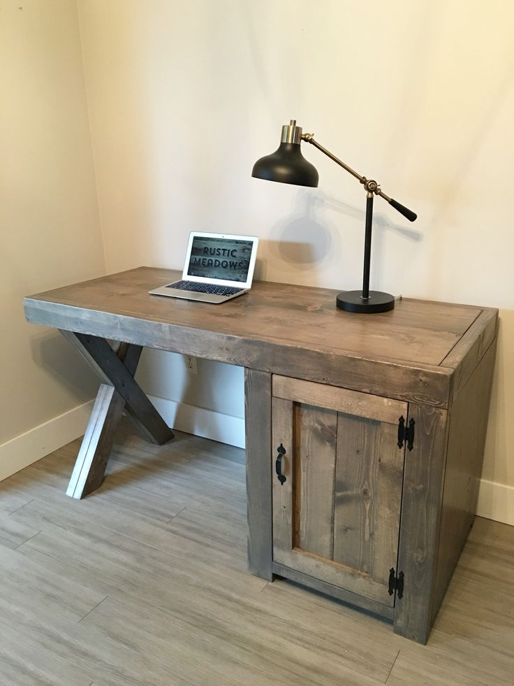 17 best ideas about Diy Computer Desk on Pinterest