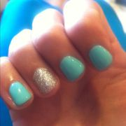 sparkle nail design ideas