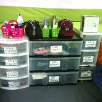 522 best images about Camper: Pop Up Camper Organization ...