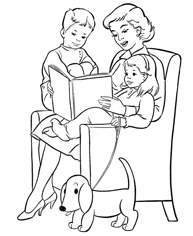 214 best images about LDS Children's coloring pages on