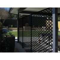 Matrix 2410 x 1205 x 7mm CharcoalSahara Dcor Screen Panel ...