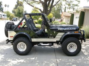 Jeep CJ7 Fuel Gauge Wiring Diagram likewise 1977 Jeep CJ5 Renegade besides 1979 Jeep CJ5