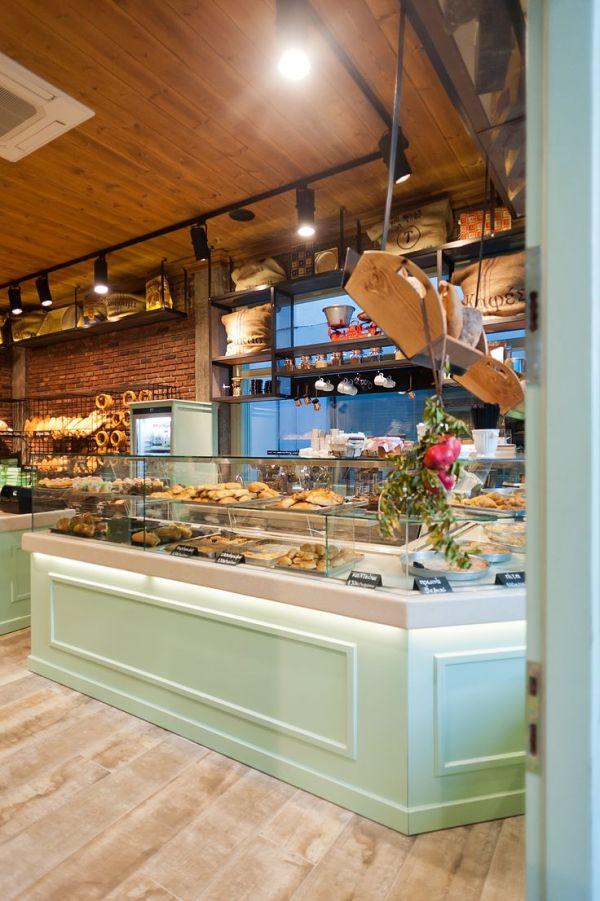 3939Kogias3939 bakery Interior Design CONSTANTINOS BIKAS