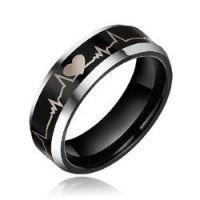 Men's promise rings, Promise rings and Rings on Pinterest