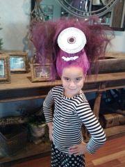 crazy hair day despicable