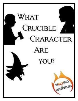 Best 25+ The Crucible Character Analysis ideas on