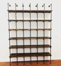 1000+ ideas about Industrial Bookshelf on Pinterest ...