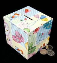 25+ best ideas about Baby money box on Pinterest