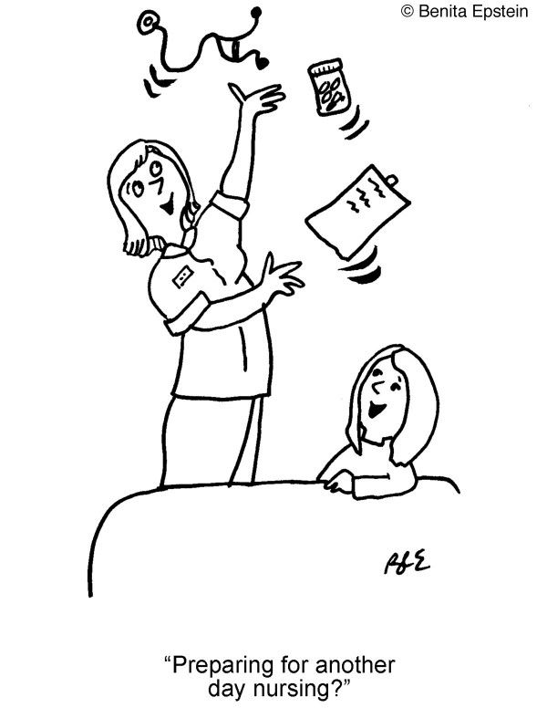 203 best images about Nurse Cartoons on Pinterest