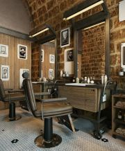 interior barbershop design ideas