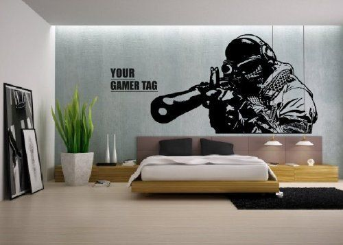 34 Best Images About Call Of Duty Bedroom On Pinterest