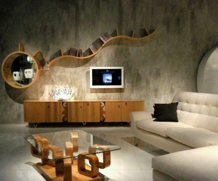 Modern Korean Style Living Room Interior Design Korean Style