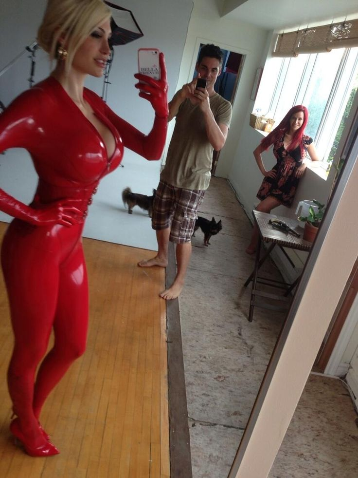Beautiful Wallpapers Of Girls And Boys The Gorgeous Bella French In Latex Equally Gorgeous