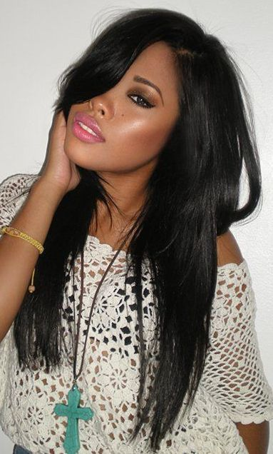 The 25 Best Straight Weave Hairstyles Ideas On Pinterest Weave