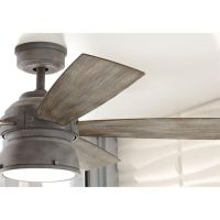 Home Decorators Collection 52 in. Indoor/Outdoor Weathered ...