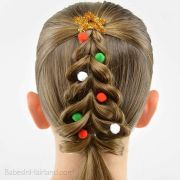 ideas christmas hairstyles