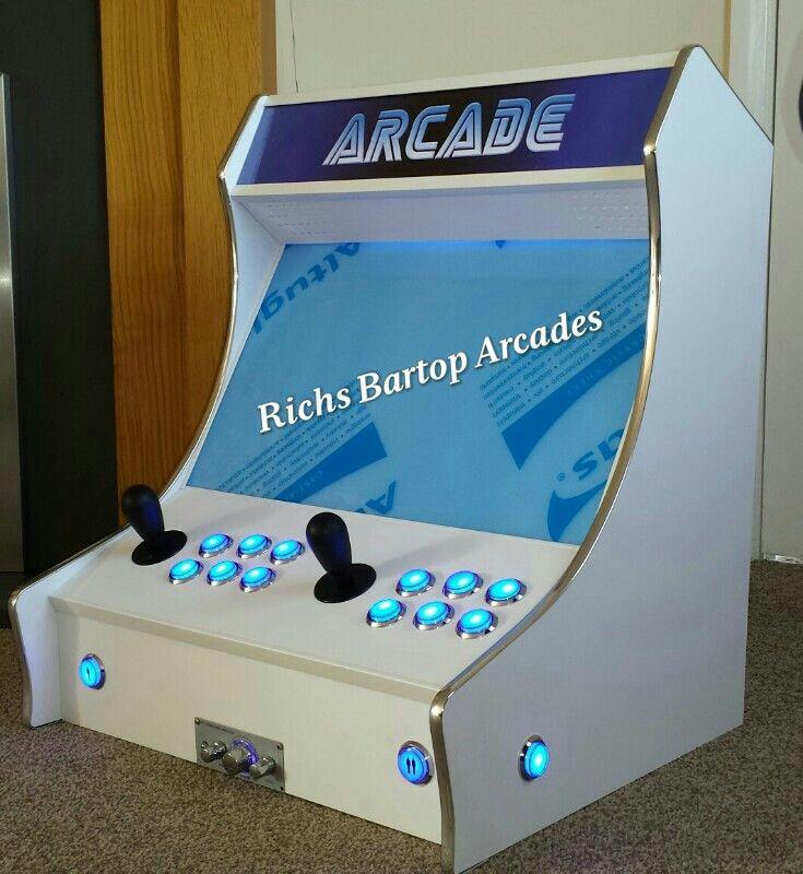 Bartop Arcade 2 Player Hyperspinmame jamma