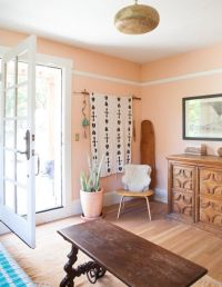 25+ Best Ideas about Peach Walls on Pinterest | Peach ...