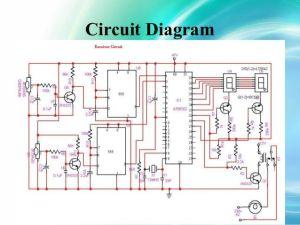 Automatic Room Light Control circuit diagram #ECE #EEE