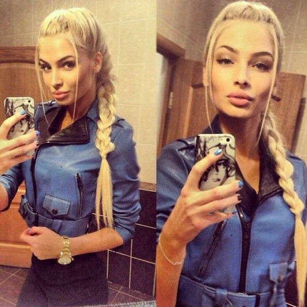 Alena Shishkova Before Amp After Plastic Surgery