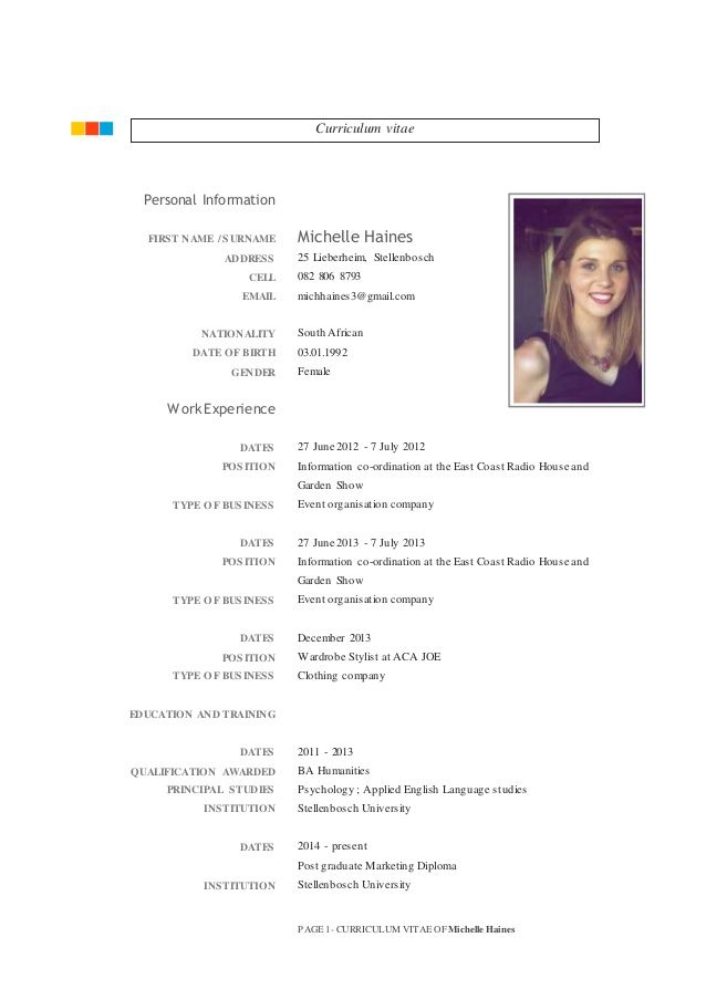 cover letter outline templates