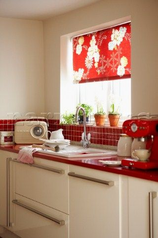 red kitchen valance garbage 1000+ images about reds on pinterest