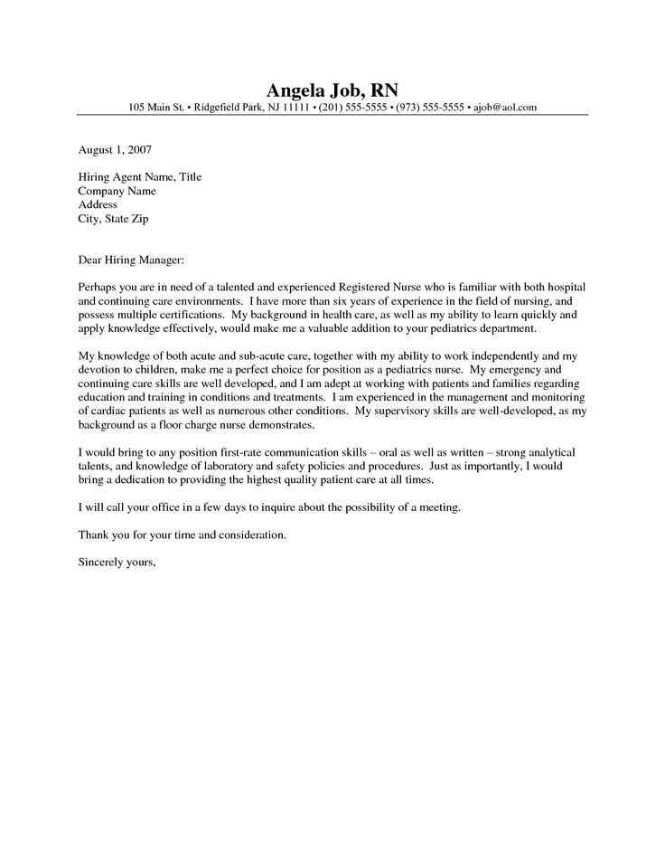 17 Best images about cover letters on Pinterest