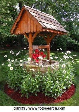 build wishing fountain