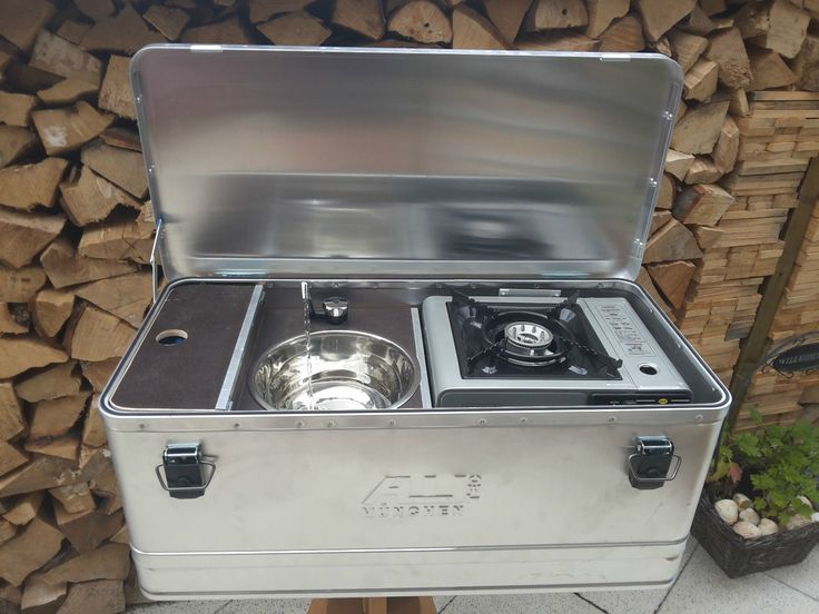 25 best ideas about Camping Kitchen on Pinterest