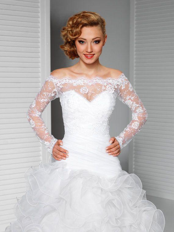 25 best ideas about Bridal bolero on Pinterest  Wedding bolero Wedding jacket and Wedding
