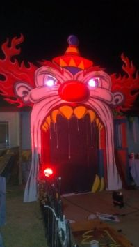 33 best images about Halloween entryway on Pinterest