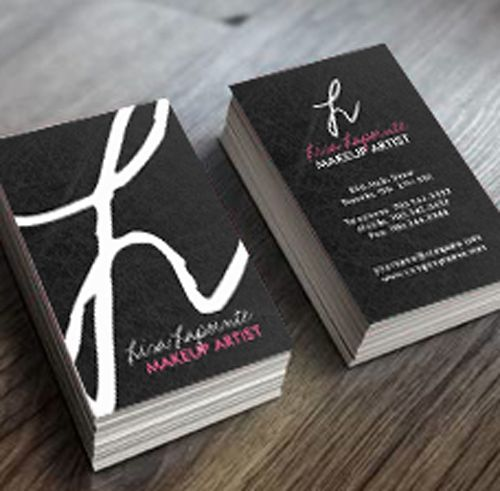 1000 images about Makeup Artist Business Cards on Pinterest  Lash extensions Created by and Bold