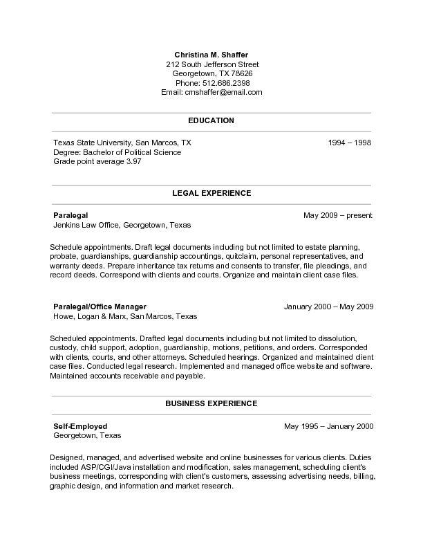 1000 Images About Résumé On Pinterest