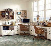 Whitney Corner Desk Set | Pottery Barn have desks maybe ...